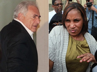 DSK vs Diallo
