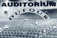 Auditorium dufour