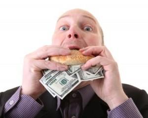 argent manger