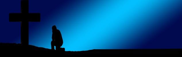 croix silhouette